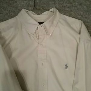 Ralph Lauren Blairs 100% Cotton Buttondown Shirt